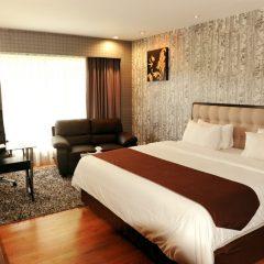 Junior Suite Bed